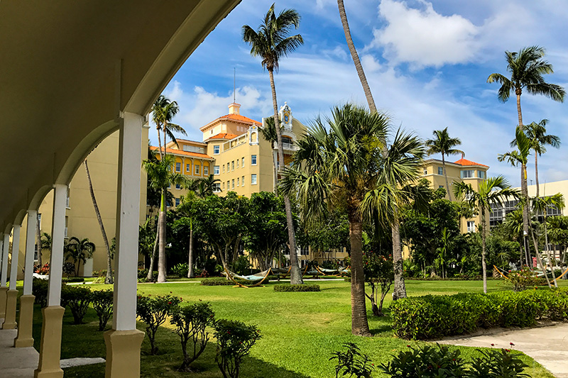 British Colonial Hotel Luxify Reisebericht Nassau Bahamas