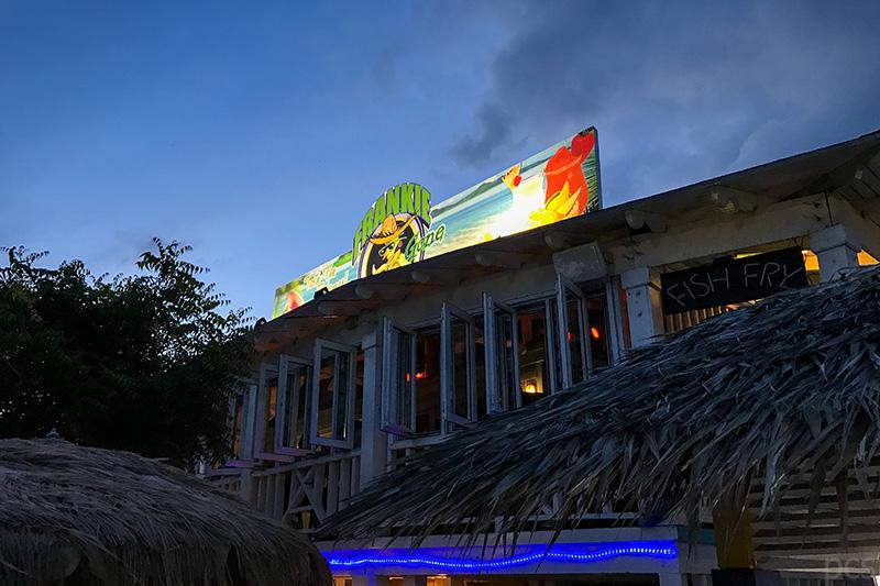 Frankie Gone Bananas Arawak Cay Nassau Bahamas