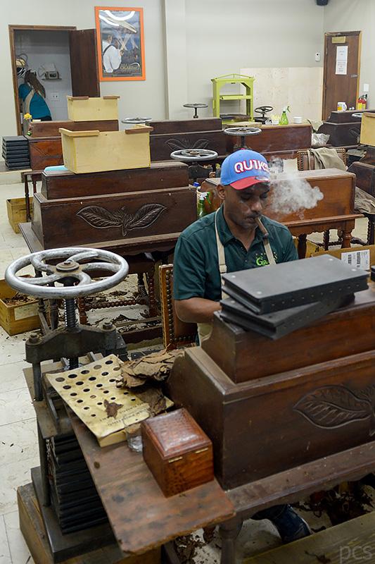 Graycliff Cigar Company Nassau Bahamas