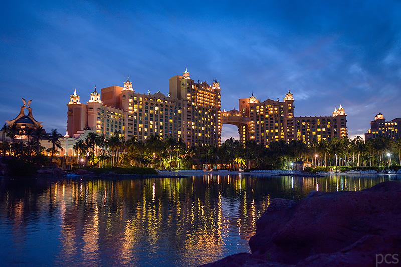 Atlantis Paradise Island Luxify Reisebericht Nassau Bahamas