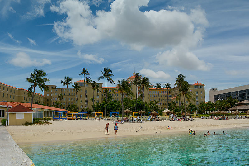 The British Colonial Hilton Nassau Bahamas