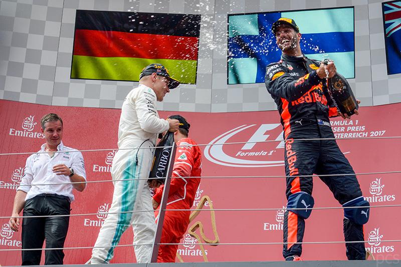 Luxify Reisebericht Formel 1 Spielberg 2017
