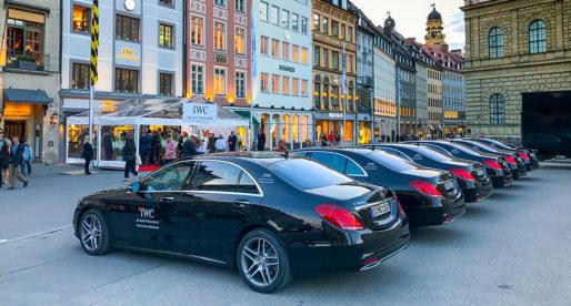 IWC Boutiqueeröffnung: München hat einen neuen Stadtteil