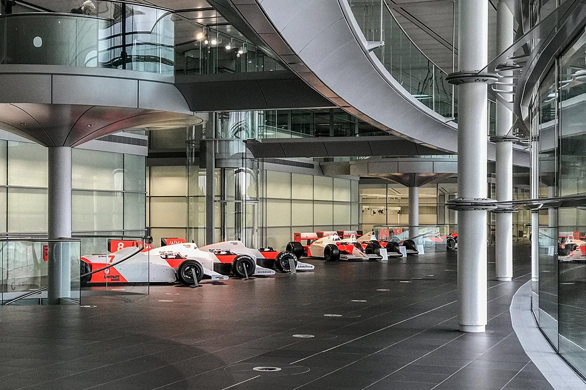 McLaren: eintauchen in die Geschichte der Formel 1