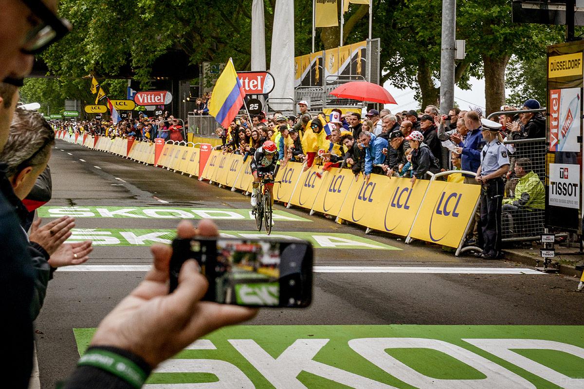 Tissot und die Tour de France 2017