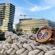 Wempe: ein Taucherchrono auf Hafenrundfahrt