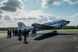 Breitling DC-3 World Tour