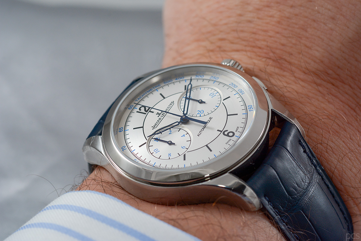 Hands-on JLC Master Chronograph