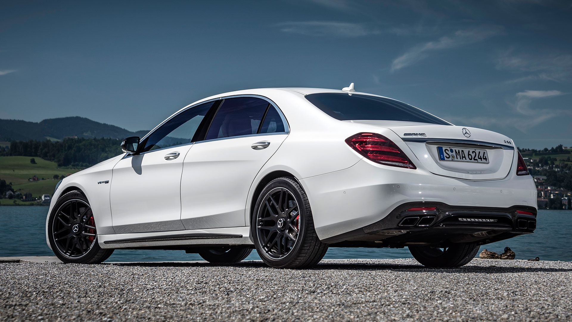 test mercedes amg s 63 4matic luxify. Black Bedroom Furniture Sets. Home Design Ideas