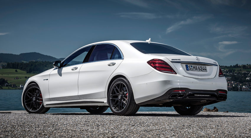 Test: Mercedes-AMG S 63 4matic+