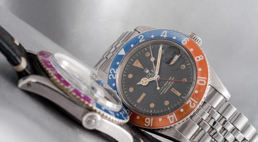 Die 10 interessantesten Rolex bei Dr. Crott