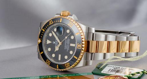 Eine nicht ganz so alltägliche Rolex Submariner