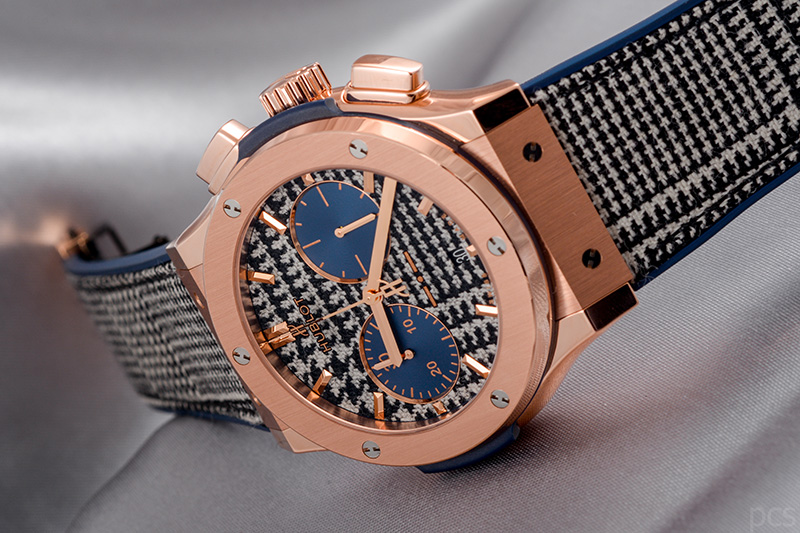 Luxify Review Hands on Hublot Classic Fusion Italia Independent