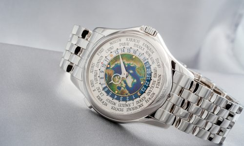 Hands-on Patek Philippe World Time 5131/1P-001