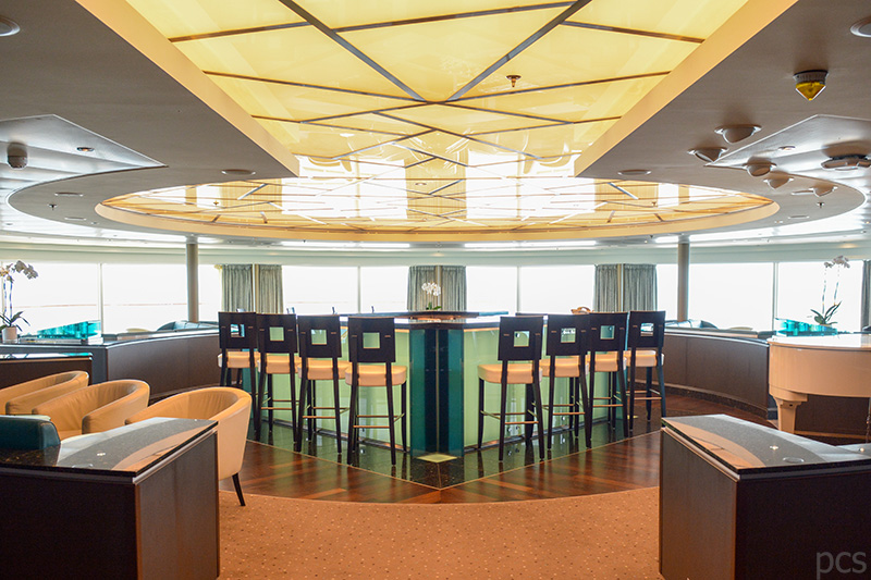Seabourn Quest Lounge Observation Bar