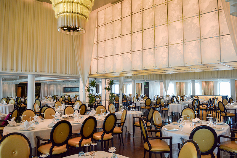 Seabourn Quest Dinner Restaurant