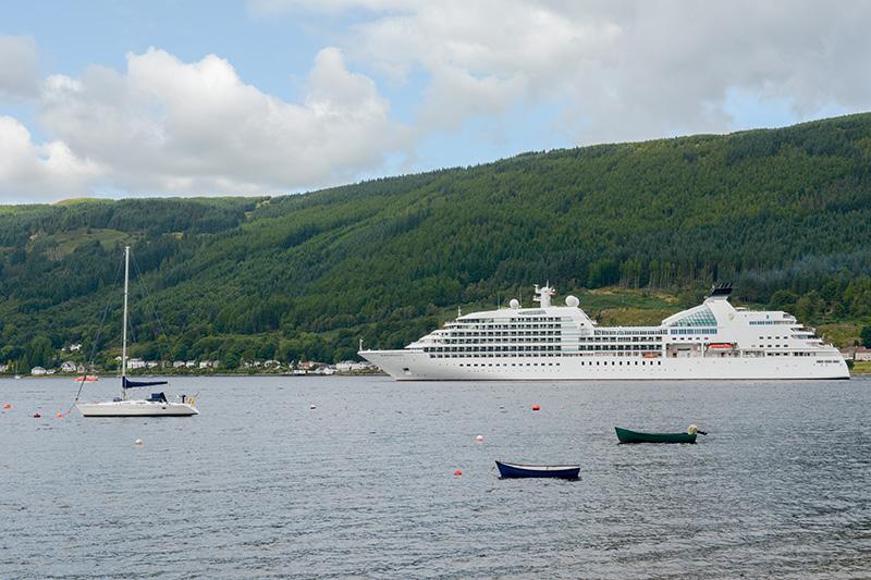 Kreuzfahrtschiff Seabourn Quest luxify Test