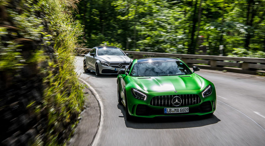 AMG 50 Years Anniversary Tour