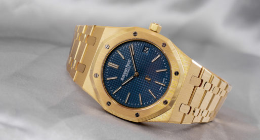Hands-on AP Royal Oak Jumbo 15202BA