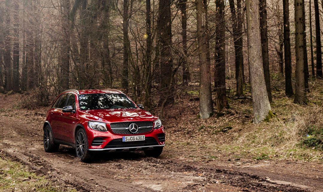 Fahrbericht: Mercedes-AMG GLC 43