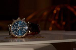 Hands-on IWC Da Vinci Chronograph Laureus