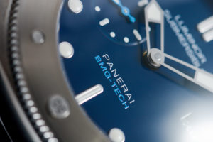 Hands-on Panerai Submersible BMG-TECH