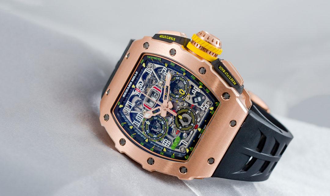 Hands-on Richard Mille RM 11-03 RG