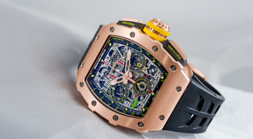 Hands-on Richard Mille RM 11-03 RG