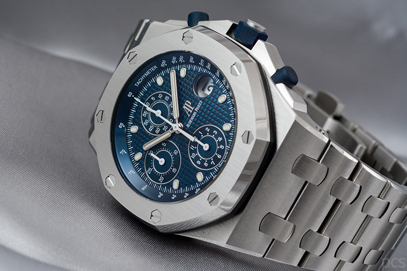 Jubiläums-Modell Audemars Piguet Royal Oak Offshore Chronograph 42mm, Ref. #26237ST.OO.1000ST.01