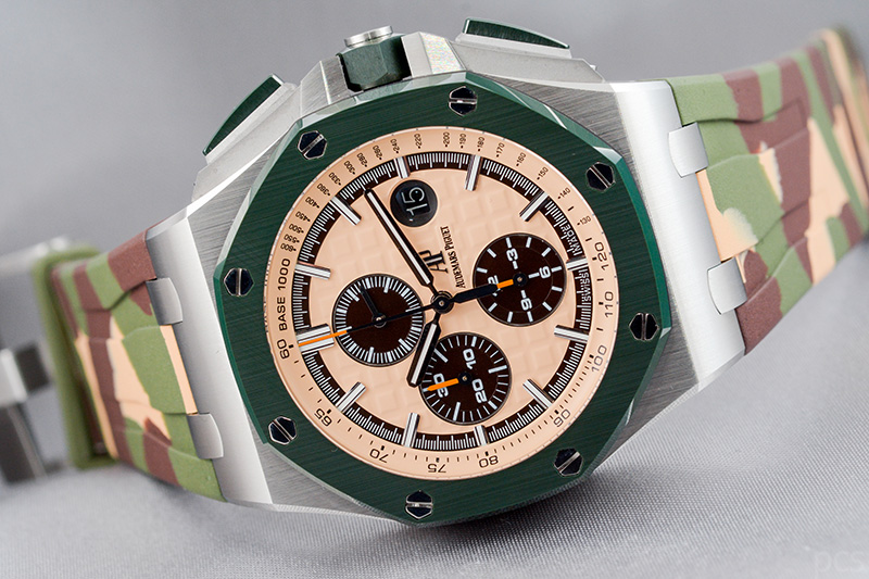 Camouflage Audemars Piguet Royal Oak Offshore Chronograph 44mm, Ref. #26400SO.OO.A054CA.01