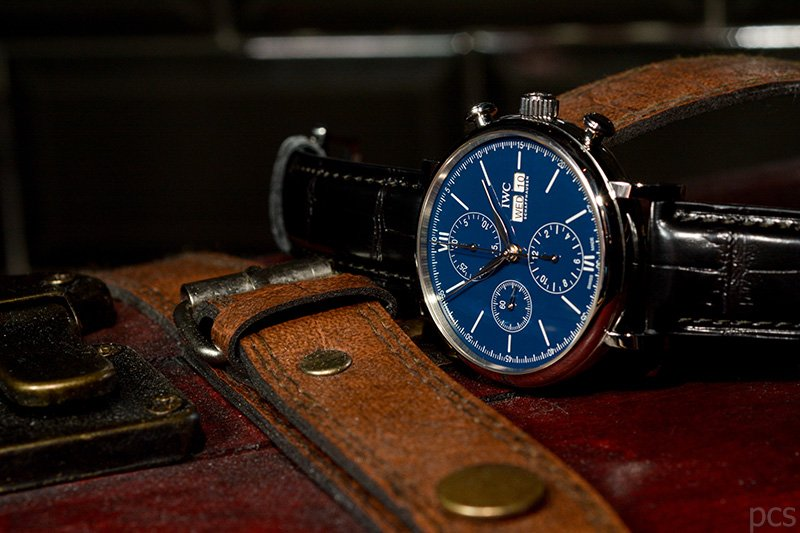 "IWC Portofino Chronograph Edition ""150 Years"", Ref. IW391023"