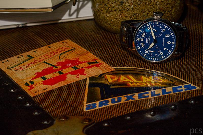 """IWC Big Pilot's Watch Annual Calendar Edition """"150 Years"""", Ref. IW502708"""