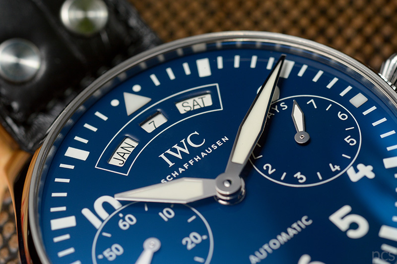 "IWC Big Pilot's Watch Annual Calendar Edition ""150 Years"", Ref. IW502708"