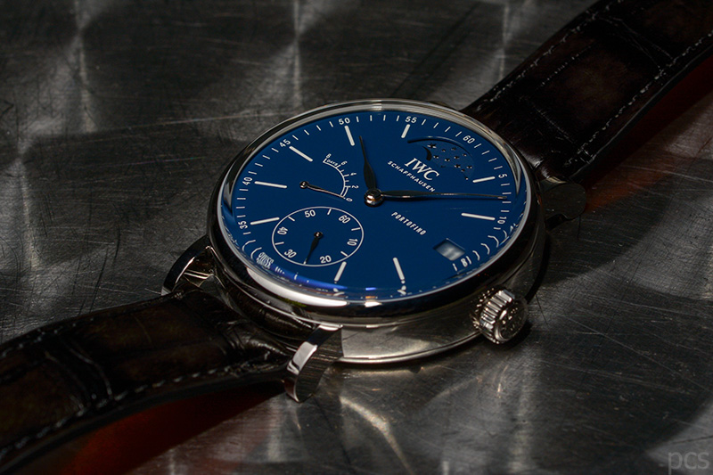 "IWC Portofino Hand-Wound Moon Phase Edition ""150 Years"", Ref. IW516405"