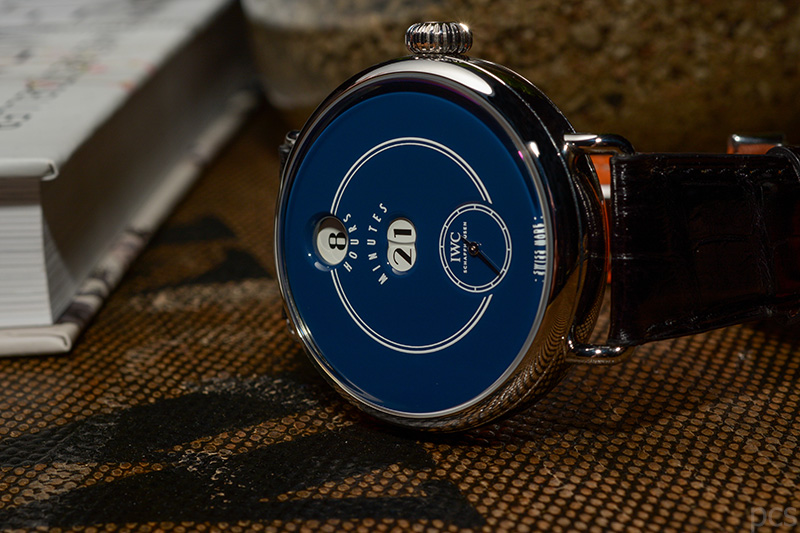 """IWC Tribute to Pallweber Edition """"150 Years"""", Ref. IW505003"""