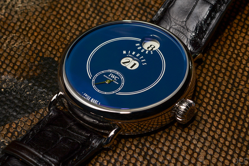 "IWC Tribute to Pallweber Edition ""150 Years"", Ref. IW505003"