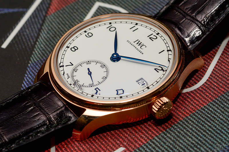 "IWC Portugieser Hand-Wound Eight Days Edition ""150 Years"", Ref. IW510211"