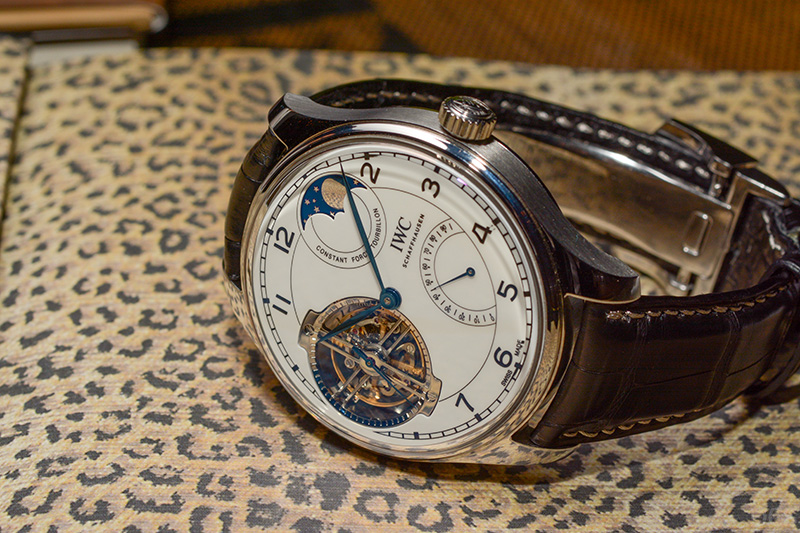 "IWC Portugieser Constant-Force Tourbillon Edition ""150 Years"", Ref. IW590202"