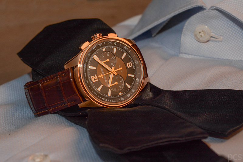 Luxify Review Jaeger-LeCoultre Polaris Chronograph