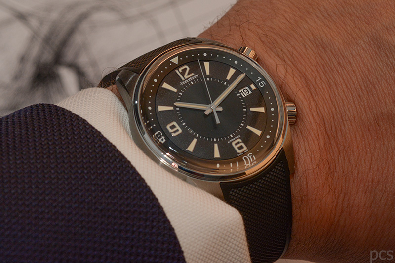 Luxify Review Jaeger-LeCoultre Polaris Date