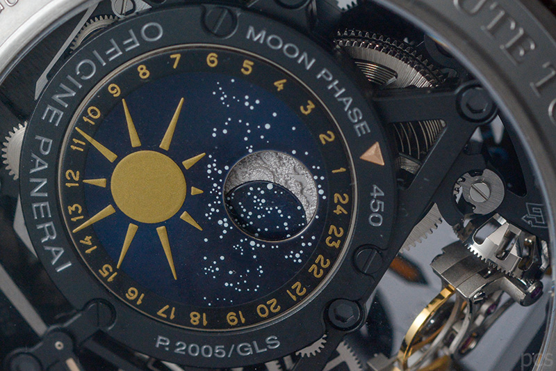Mondphase der Panerai L'Astronomo PAM00920