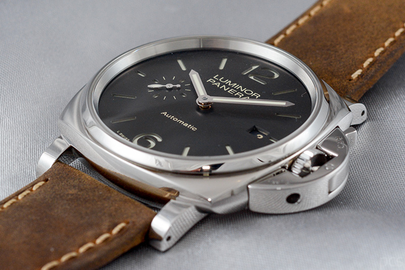Officine Panerai Luminor Due 3 Days GMT Power Reserve Automatic Acciaio 42mm, PAM00904