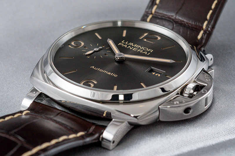 Officine Panerai Luminor Due 3 Days Automatic Acciaio 45mm, PAM00943
