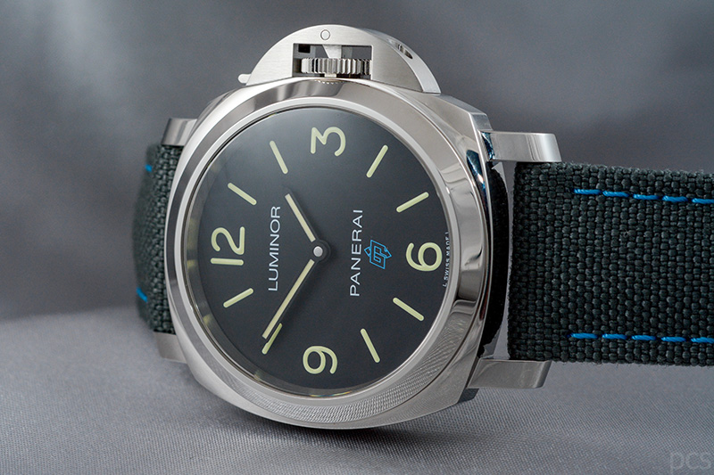 Officine Panerai Luminor Base Logo 3 Days Acciaio 44mm, PAM00774