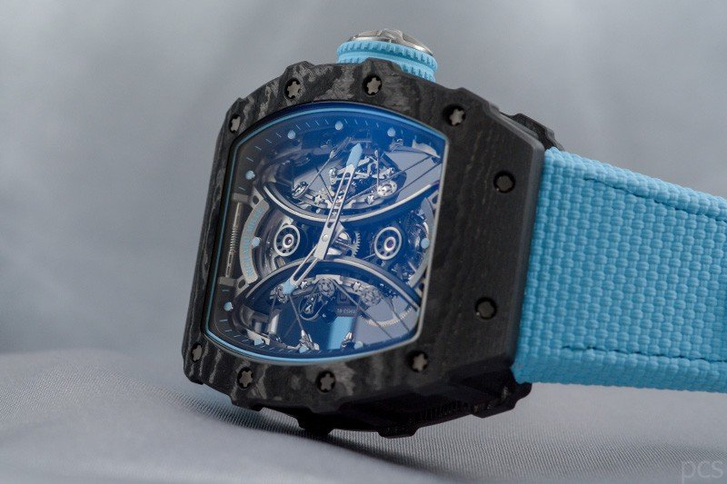 Richard Mille RM 53-01 Tourbillon Pablo Mac Donough