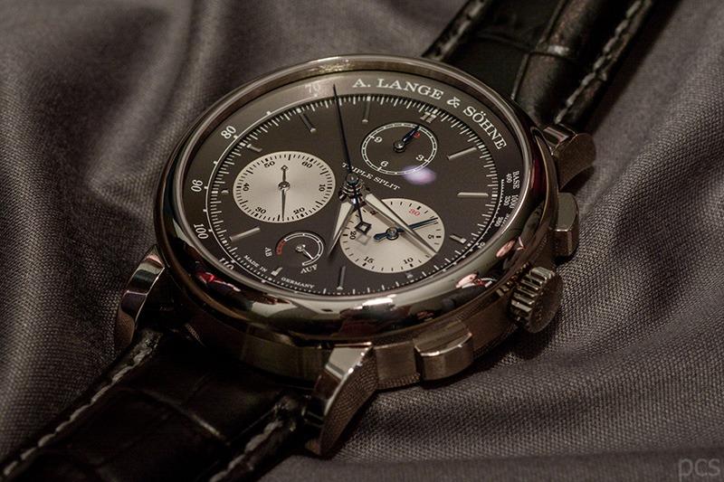 A. Lange & Söhne Triple Split Chronograph