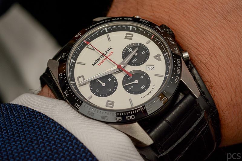 Wristshot Montblanc TimeWalker Manufacture Chronograph