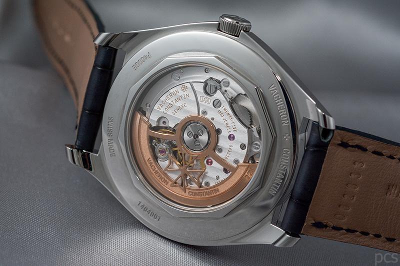 Automatik-Kaliber 1326 in der neuen Fiftysix Automatic von Vacheron Constantin