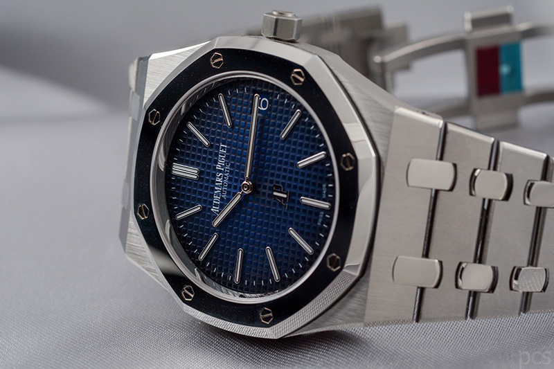 "Audemars Piguet Royal Oak ""Jumbo"" Extra-Thin, Ref. #15202IP.OO.1240IP.01"