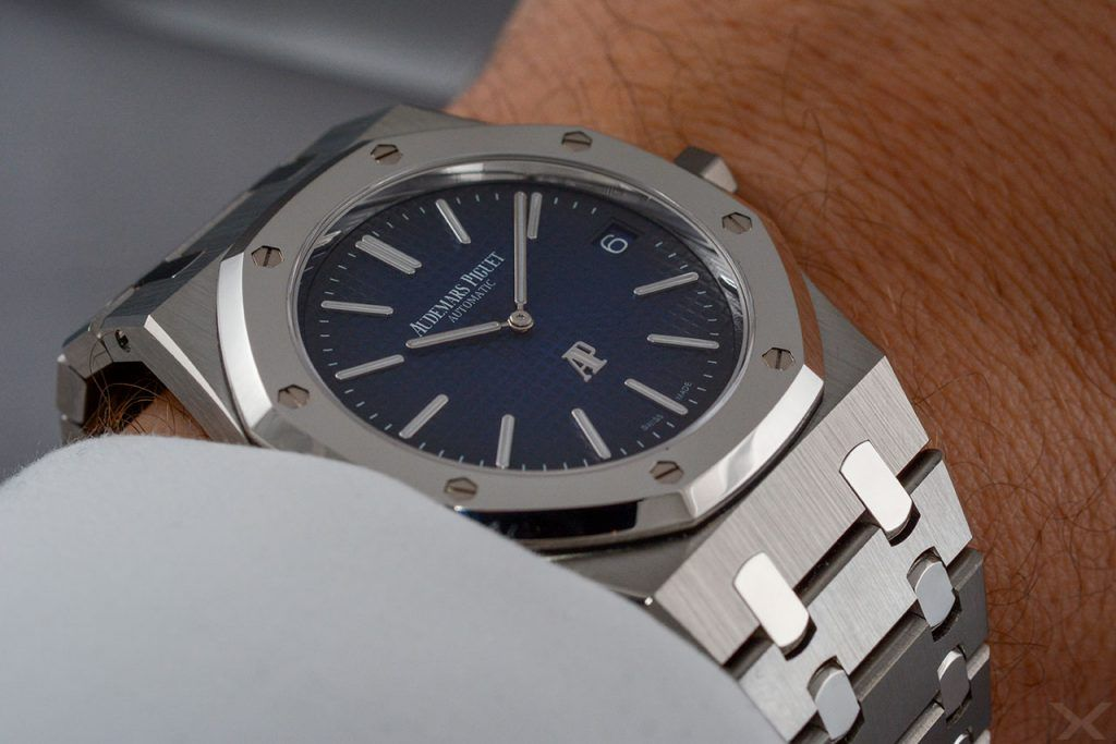 Audemars Piguet AP Royal Oak Jumbo 15202 IP